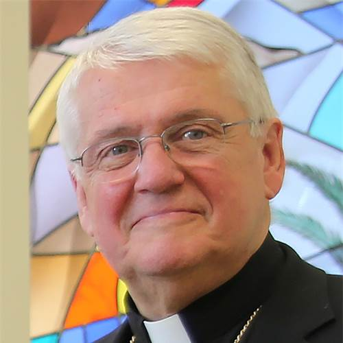 Bishop Crosby Christmas Message 2020